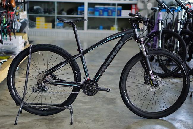 bianchi cykel pris